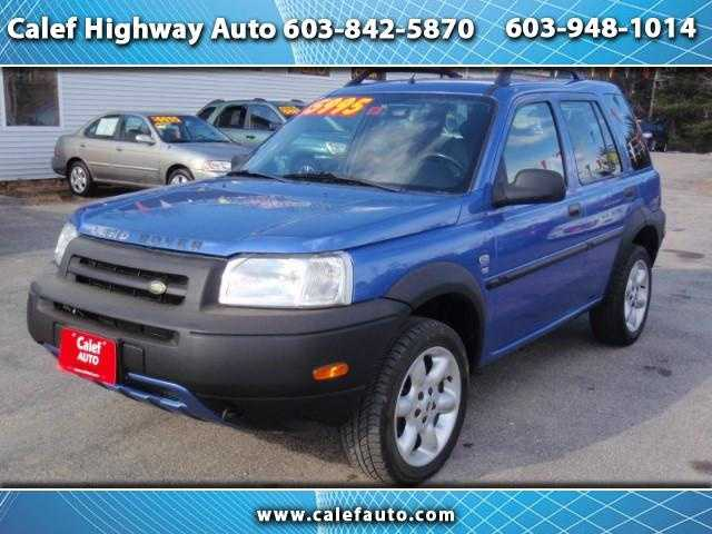 Land Rover Freelander 2003 $3945.00 incacar.com