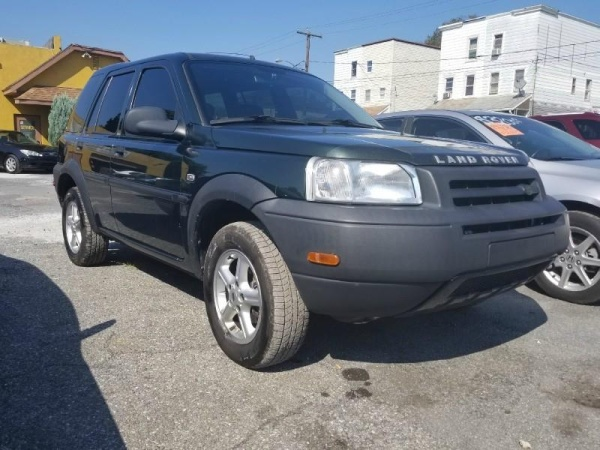 Land Rover Freelander 2003 $2295.00 incacar.com