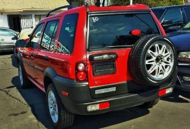 Land Rover Freelander 2003 $6995.00 incacar.com