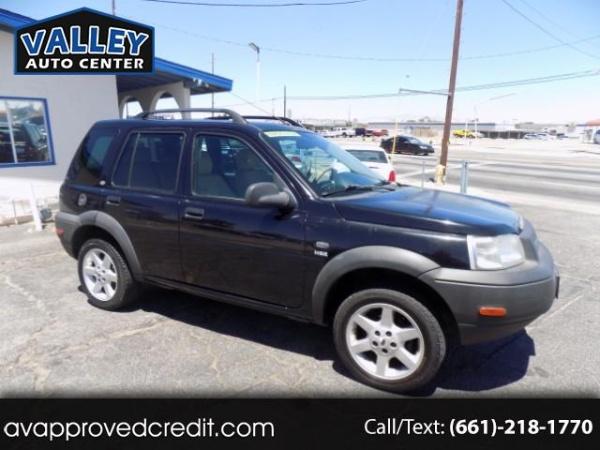 Land Rover Freelander 2003 $4995.00 incacar.com
