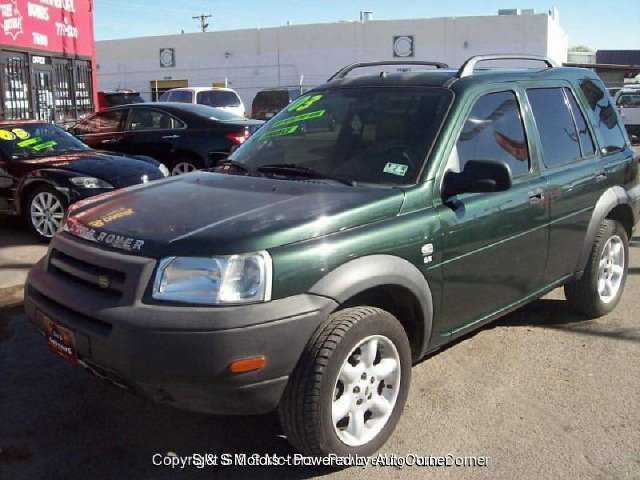 Land Rover Freelander 2003 $3499.00 incacar.com