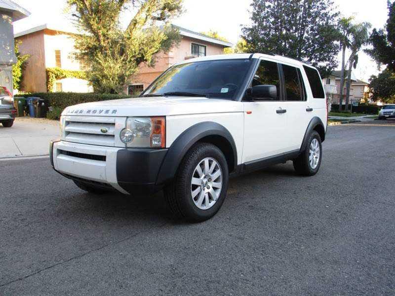 Land Rover LR3 2006 $7485.00 incacar.com