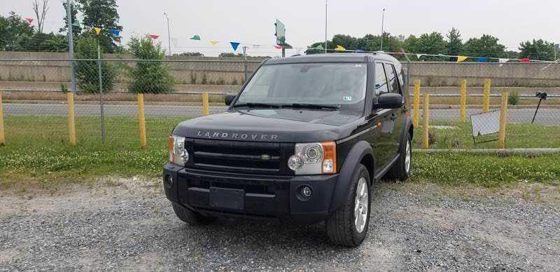 Land Rover LR3 2006 $500.00 incacar.com