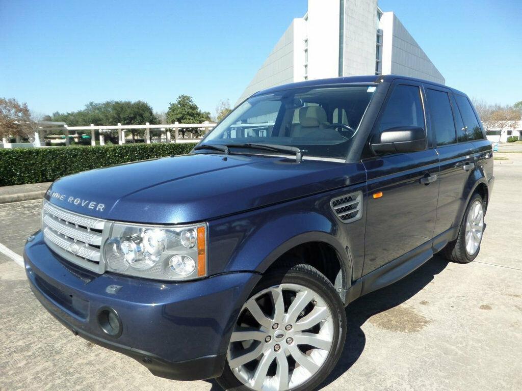 Land Rover Range Rover Sport 2006 $9980.00 incacar.com