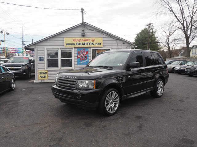 Land Rover Range Rover Sport 2008 $14100.00 incacar.com