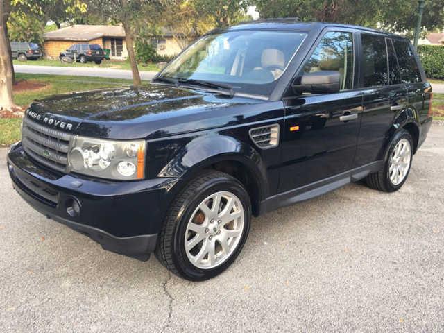 Land Rover Range Rover Sport 2008 $11997.00 incacar.com