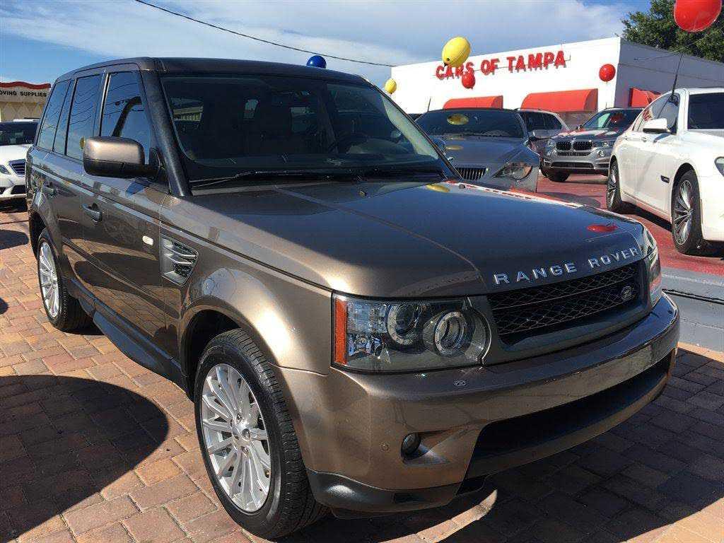 Land Rover Range Rover Sport 2011 $17995.00 incacar.com