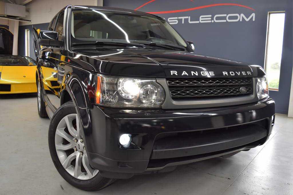 Land Rover Range Rover Sport 2011 $16599.00 incacar.com