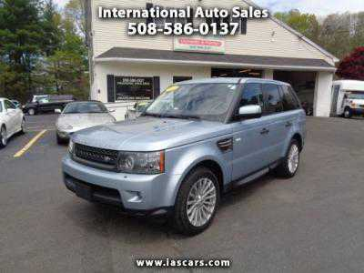 Land Rover Range Rover Sport 2011 $21999.00 incacar.com