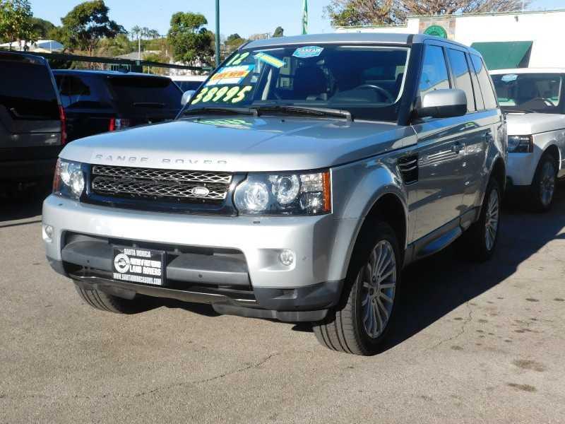 Land Rover Range Rover Sport 2012 $20995.00 incacar.com