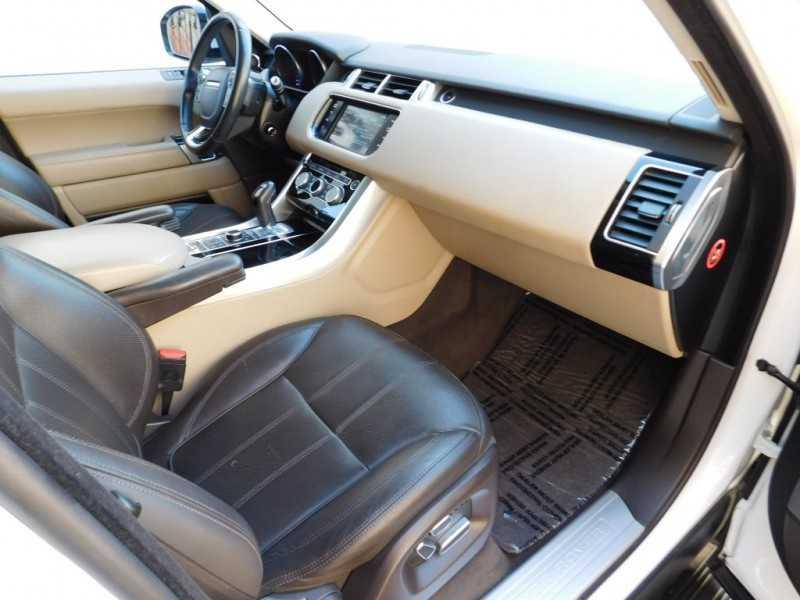 used Land Rover Range Rover Sport 2015 vin: SALWR2VF9FA522825