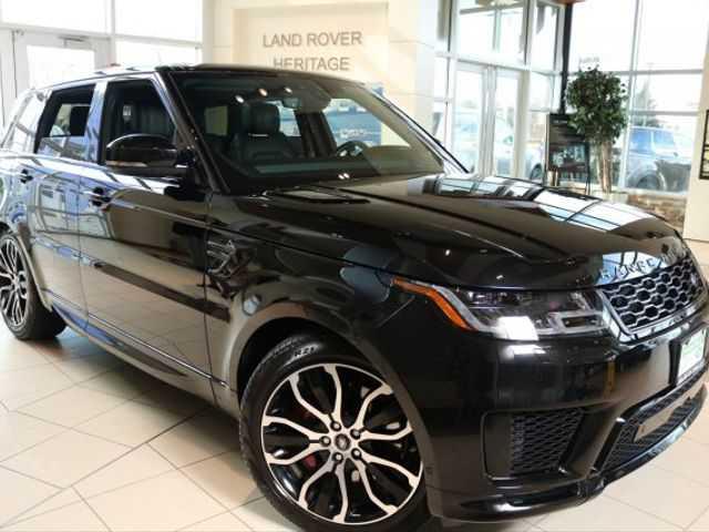 Land Rover Range Rover Sport 2019 $84921.00 incacar.com