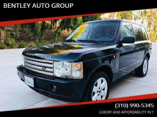 used Land Rover Range Rover 2004 vin: SALME11444A142645
