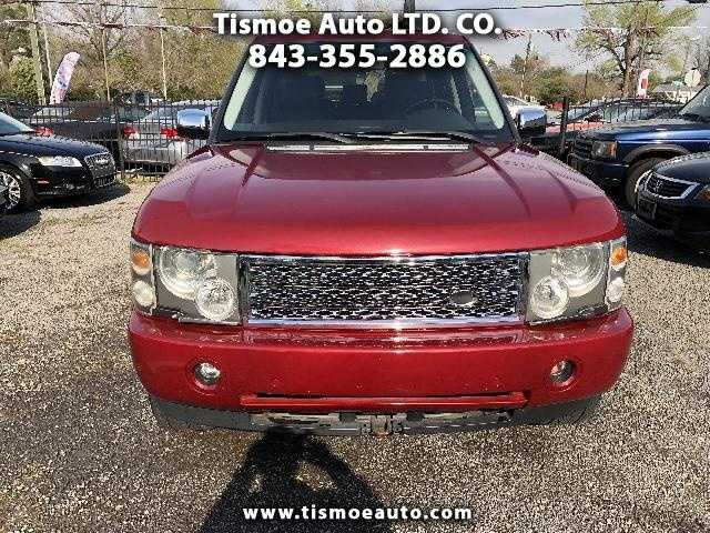 Land Rover Range Rover 2005 $9900.00 incacar.com