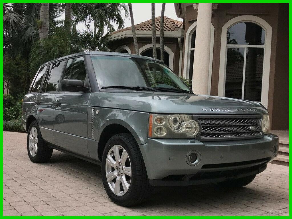 Land Rover Range Rover 2006 $10998.00 incacar.com