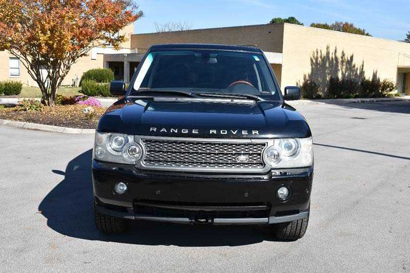 used Land Rover Range Rover 2006 vin: SALMF13406A234607