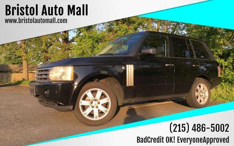 Land Rover Range Rover 2006 $6995.00 incacar.com