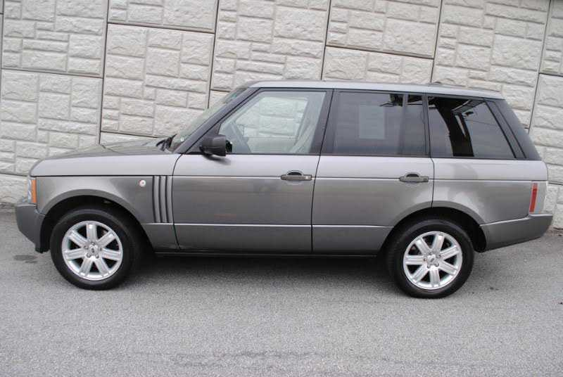 used Land Rover Range Rover 2008 vin: SALMF15418A280625