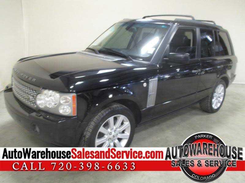 Land Rover Range Rover 2008 $7995.00 incacar.com