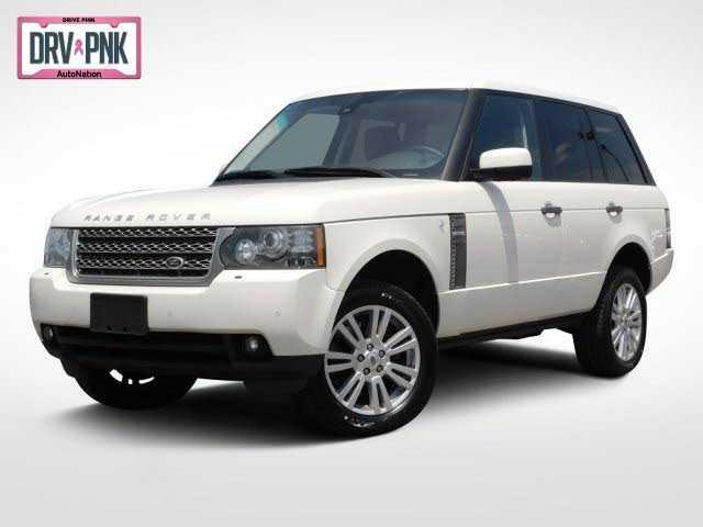 Land Rover Range Rover 2010 $17488.00 incacar.com