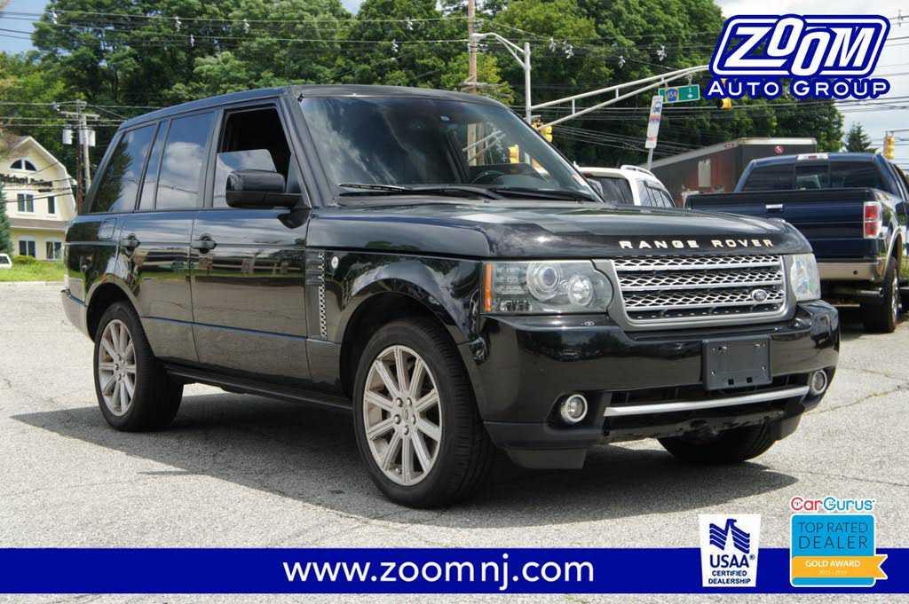 Land Rover Range Rover 2010 $18001.00 incacar.com