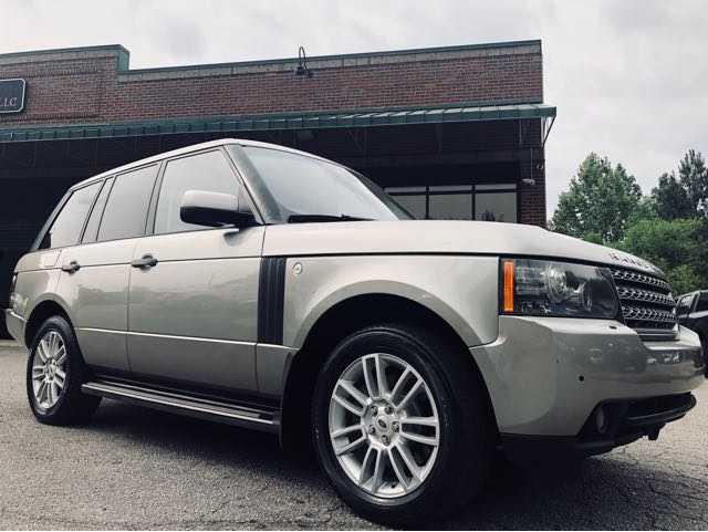 Land Rover Range Rover 2010 $16999.00 incacar.com