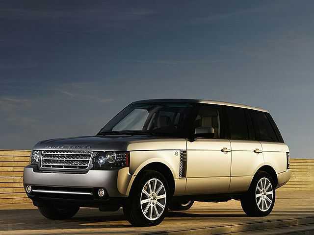 Land Rover Range Rover 2011 $14991.00 incacar.com