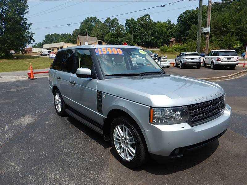 Land Rover Range Rover 2011 $15900.00 incacar.com