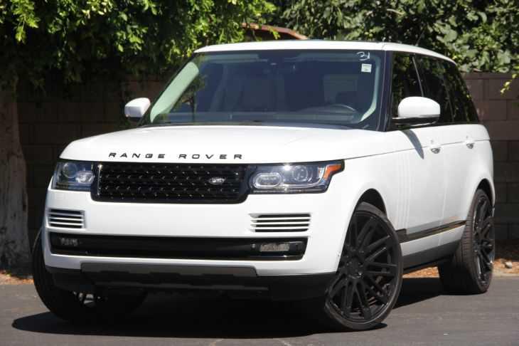 Land Rover Range Rover 2013 $41995.00 incacar.com