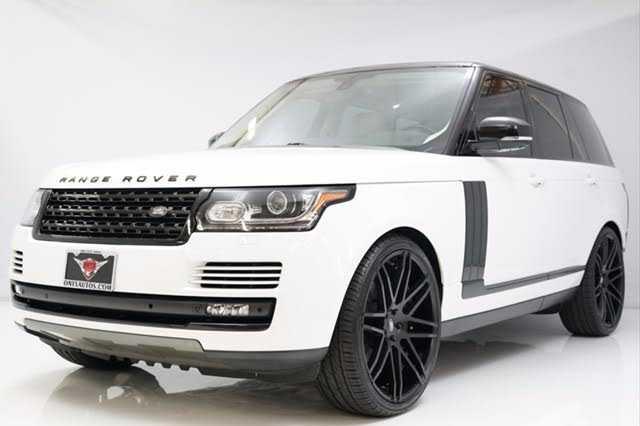 Land Rover Range Rover 2013 $52988.00 incacar.com