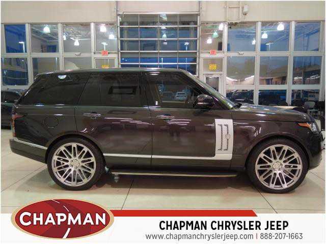 Land Rover Range Rover 2013 $67988.00 incacar.com