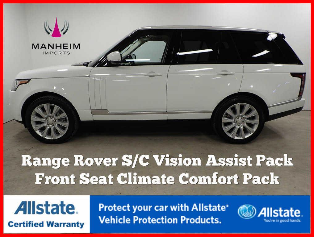 Land Rover Range Rover 2014 $49988.00 incacar.com