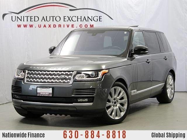 Land Rover Range Rover 2014 $57895.00 incacar.com