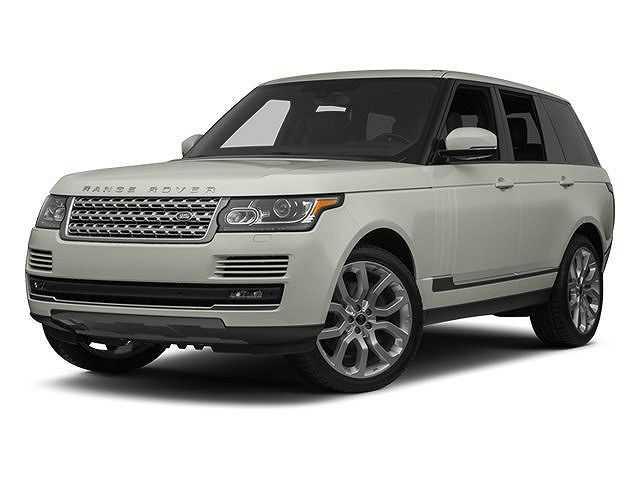 Land Rover Range Rover 2014 $54874.00 incacar.com