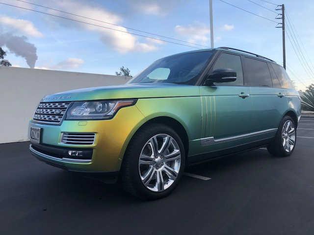 Land Rover Range Rover 2014 $119999.00 incacar.com