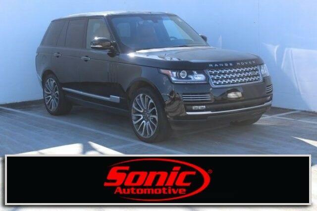 Land Rover Range Rover 2014 $53982.00 incacar.com