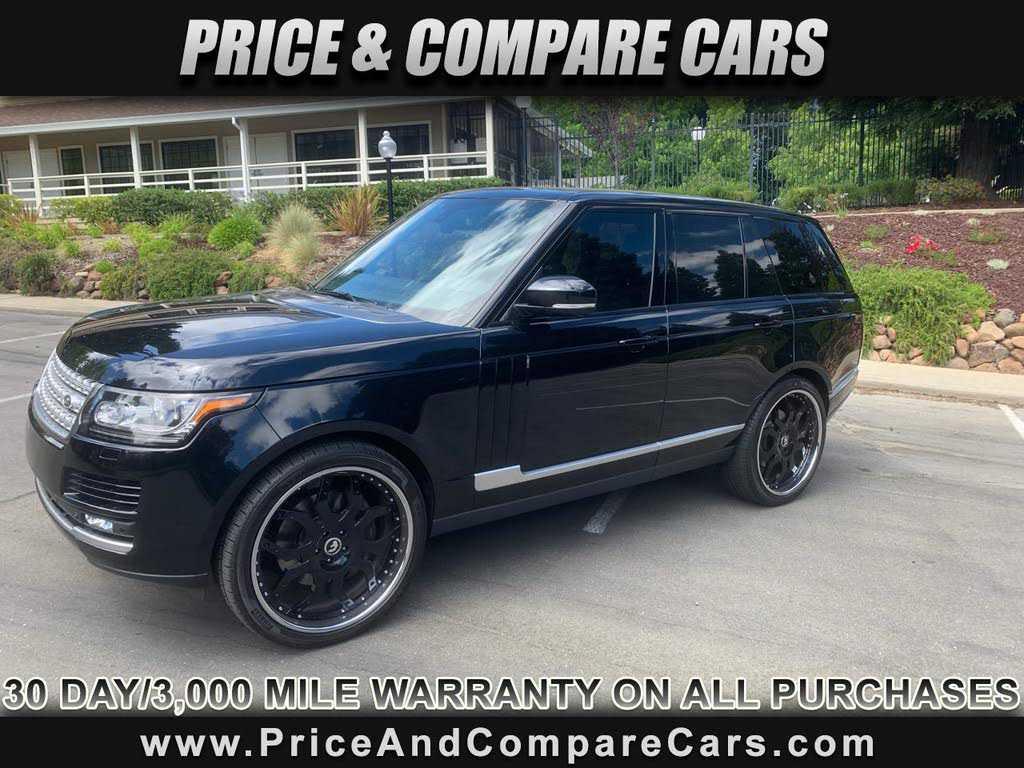 Land Rover Range Rover 2014 $54900.00 incacar.com