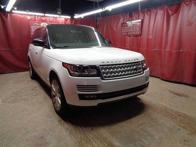 Land Rover Range Rover 2014 $54860.00 incacar.com