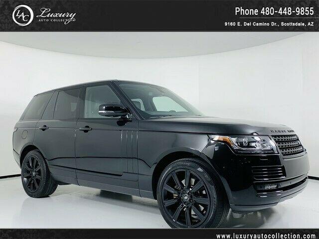 Land Rover Range Rover 2015 $57500.00 incacar.com