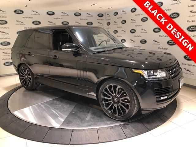 Land Rover Range Rover 2015 $68000.00 incacar.com
