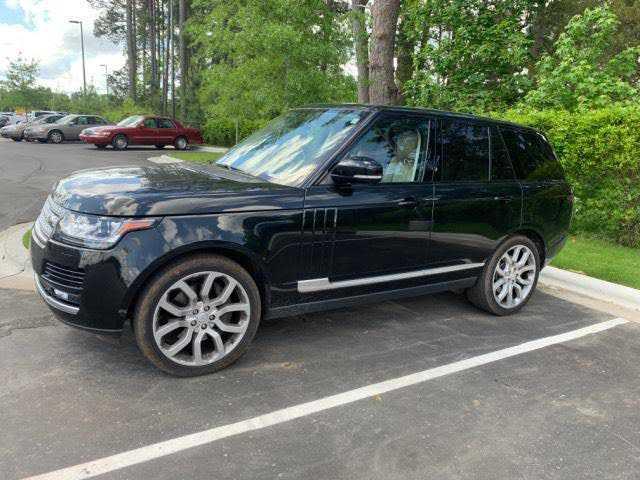 Land Rover Range Rover 2015 $55495.00 incacar.com