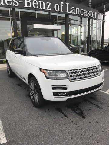 Land Rover Range Rover 2015 $98498.00 incacar.com