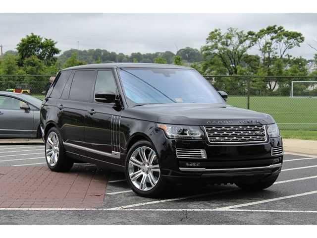Land Rover Range Rover 2016 $159850.00 incacar.com