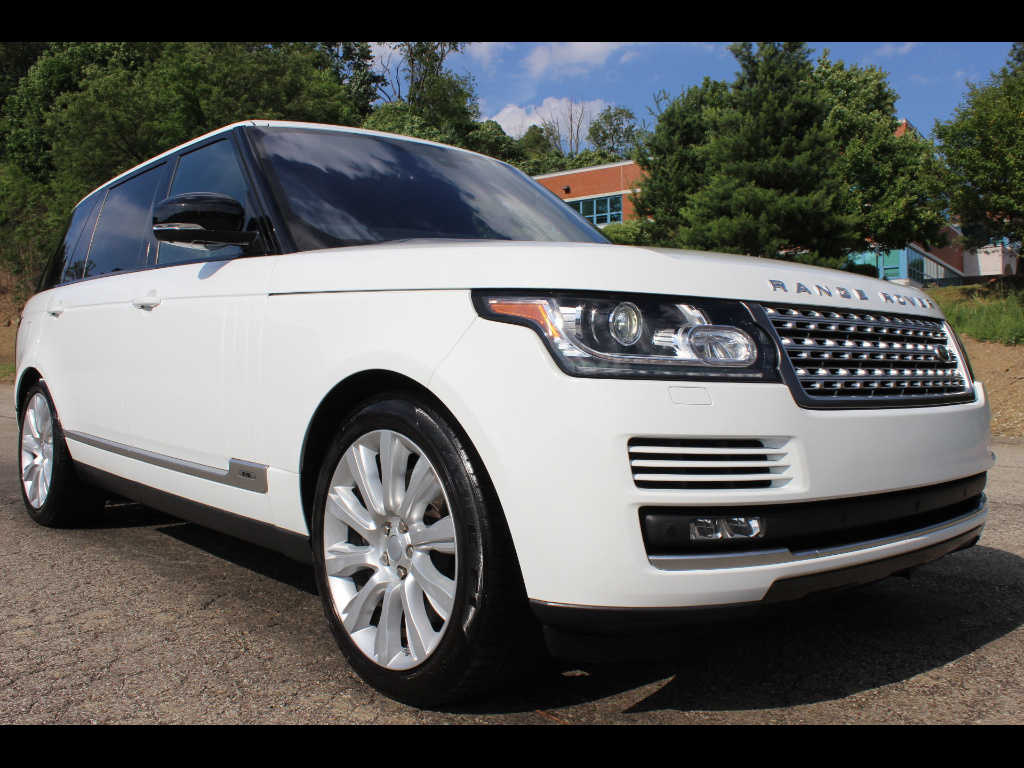 Land Rover Range Rover 2016 $77000.00 incacar.com