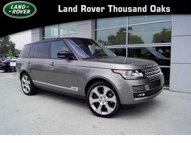 Land Rover Range Rover 2017 $112965.00 incacar.com