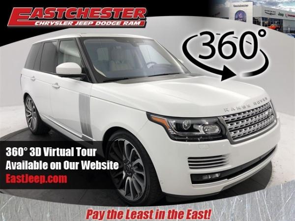 Land Rover Range Rover 2017 $135700.00 incacar.com