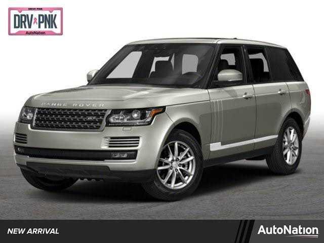 Land Rover Range Rover 2017 $102913.00 incacar.com