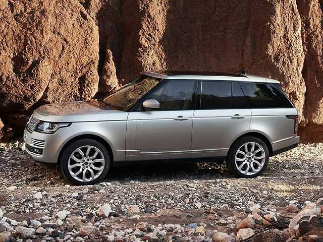 Land Rover Range Rover 2017 $132991.00 incacar.com