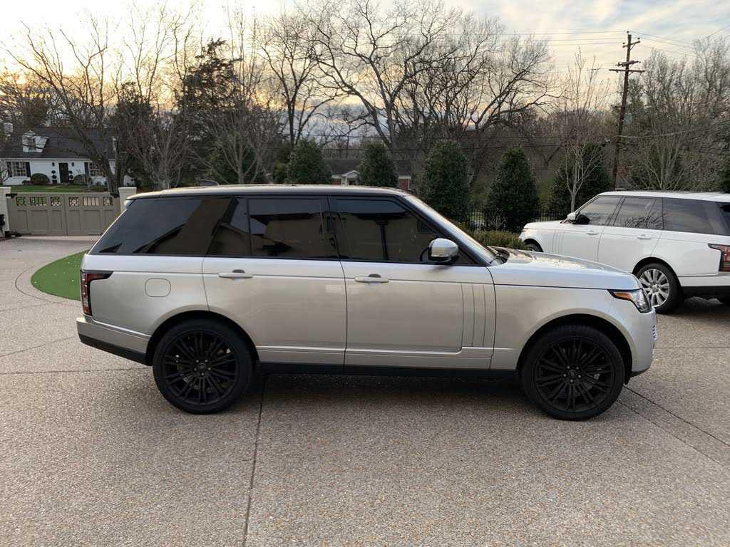 Land Rover Range Rover 2017 $103998.00 incacar.com