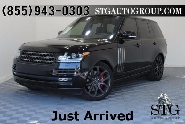 Land Rover Range Rover 2017 $135888.00 incacar.com